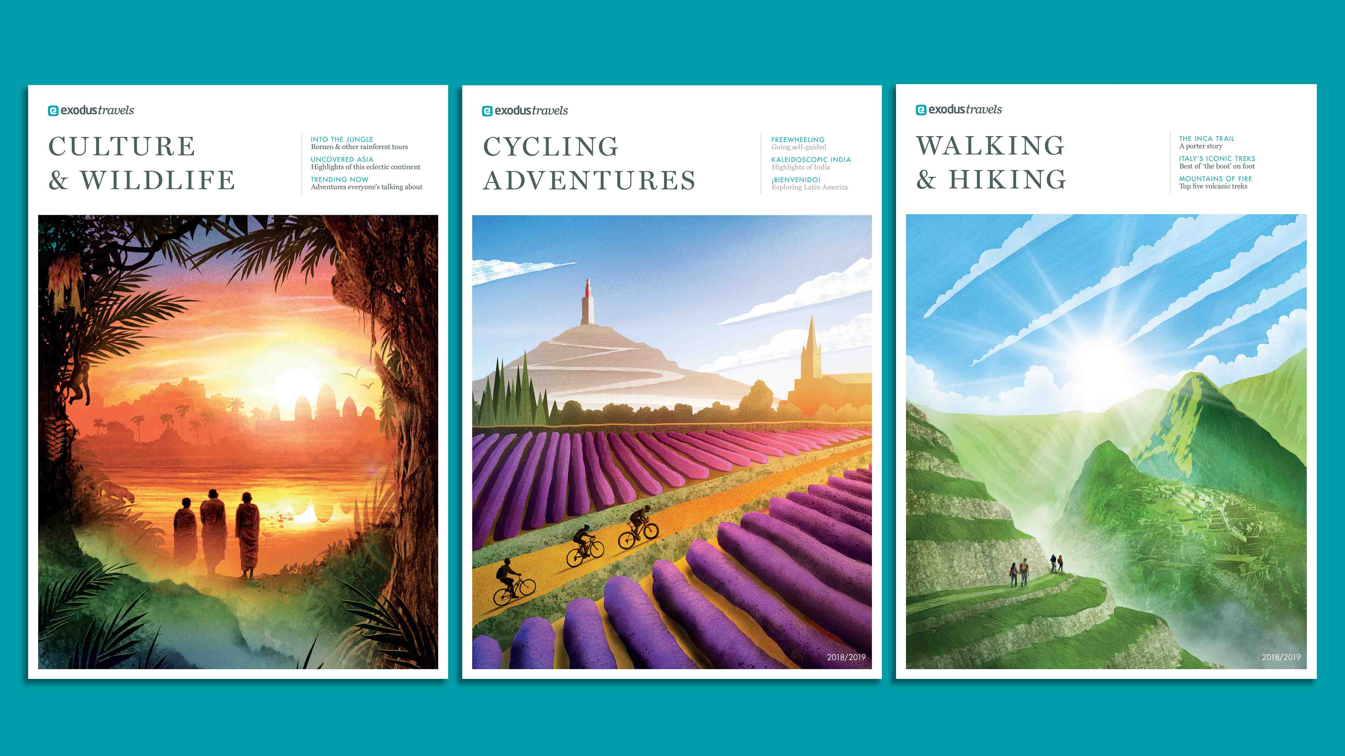 NEW Brochures Out Now