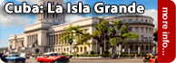 Discover la Isla Grande with Exodus