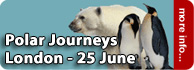 Join us on 25 June in London for an evening of Polar Journeys with Paul Goldstein - places are FREE!