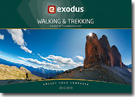 NEW Walking & Trekking Brochure OUT NOW - Order a copy or view online