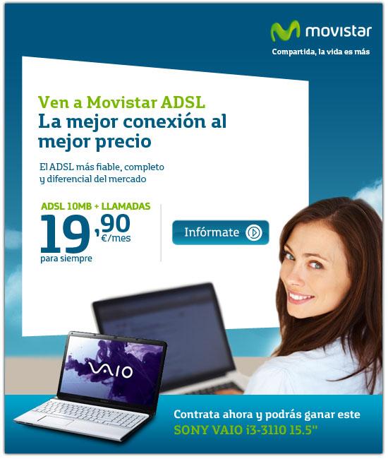 Movistar ADSL