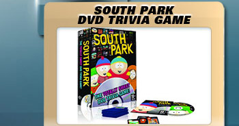 South Park DVD Trivia Game