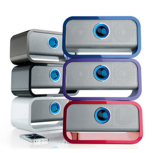Big Blue Tabletop Wireless Bluetooth® Speaker $149.99