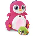 Penbo the Lovable Penguin Toy with Bebe $59.99