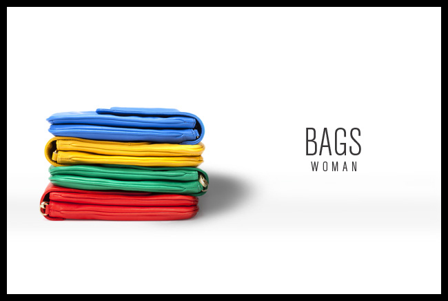 color bags woman