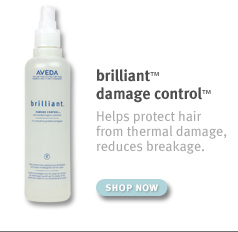 brilliant™ damage control™ Helps protect hair from thermal damage, reduces breakage. SHOP NOW.