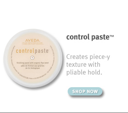 control paste™ Creates piece-y texture with pliable hold. SHOP NOW.