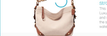 carly canvas handbag