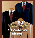 60% OFF - ALL Cashmere Blazers