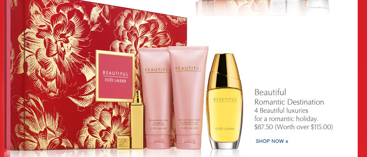 Beautiful Romantic Destination 4 Beautiful luxuries for a romantic holiday. $87.50 (Worth over $115.00) SHOP NOW »