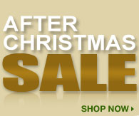 After Christmas Sale - Shop Now