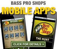 Bass Pro Shops Mobile Apps