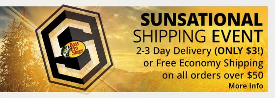 Sunsational Shipping Event