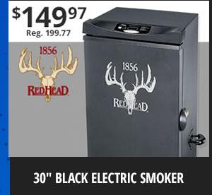 RedHead Electric Smoker