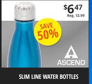 Ascend Water Bottles