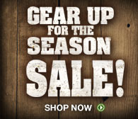 Gear Up for the Season Sale