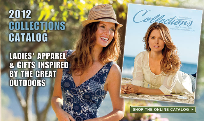2012 Ladies' Collections Catalog.  Shop the catalog now.