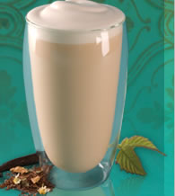Vanilla Rooibos Tazo Tea Latte