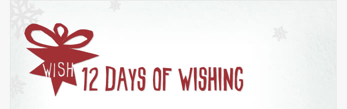 12 Days of Wishing