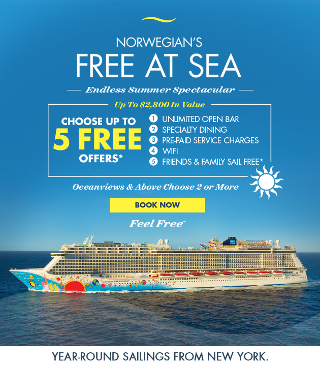 Choose Up To 5 Free Offers.
